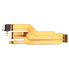 Charging Port + LCD Flex Cable for Sony Xperia XZ