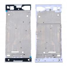 for Sony Xperia XA1 Front Housing LCD Frame Bezel Plate(White)