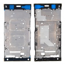 Front Housing LCD Frame Bezel Plate for Sony Xperia XA1 Ultra (Gold)