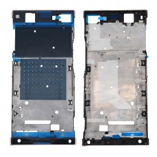 Front Housing LCD Frame Bezel Plate for Sony Xperia XA1 Ultra (Rose Gold)