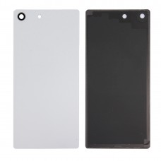 Back Battery Cover for Sony Xperia M5 (White)