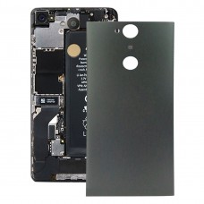Back Cover for Sony Xperia XA2 Plus(Black)