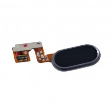For Meizu M3 Note / Meilan Note 3 Home Button / Fingerprint Sensor Flex Cable (14 Pin)(Black)