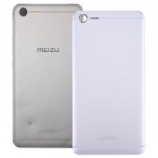 Back Cover for Meizu Meilan E2(Silver)