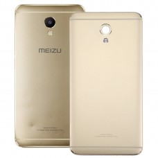 Back Cover for Meizu M5 Note(Gold)