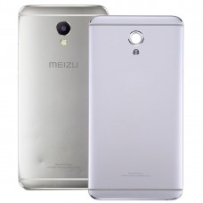 Back Cover for Meizu M5 Note(Silver)