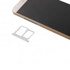 SIM Card Tray + Micro SD / SIM Card Tray for LG G5 / H868 / H860 / F700 / LS992(Silver)