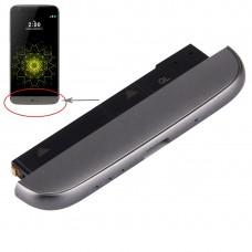 (Charging Dock + Microphone + Speaker Ringer Buzzer) Module for LG G5 / VS987 (US Version)(Grey)