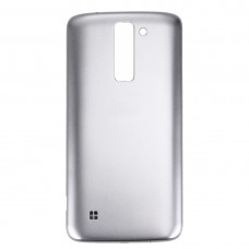 Back Cover for LG K7 (Silver)
