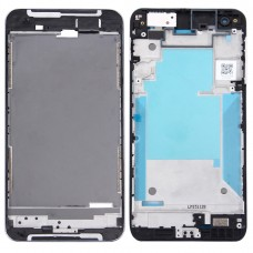 for HTC One X9 Front Housing LCD Frame Bezel Plate(Silver)