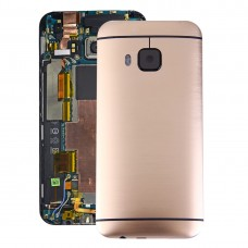 Back Housing Cover for HTC One M9(Gold)