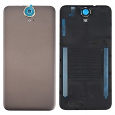 Back Housing Cover for HTC One E9+ (Gold Sepia)