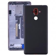 Back Cover with Back Camera Lens & Side Keys for Nokia 7 Plus