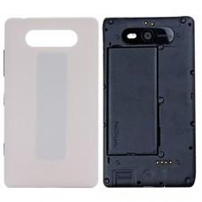 Back Cover for Nokia Lumia 820 (White)