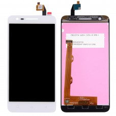 LCD Screen and Digitizer Full Assembly for Lenovo C2 / K10a40(White)