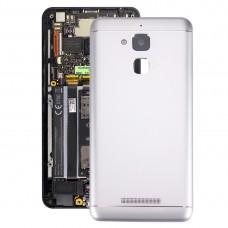 Aluminium Alloy Back Battery Cover for ASUS ZenFone 3 Max / ZC520TL(White)
