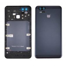 Back Battery Cover for Asus ZenFone 3 Zoom / ZE553KL (Navy Black)