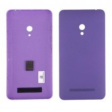 Back Battery Cover for Asus Zenfone 5 (Purple)