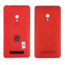 Back Battery Cover for Asus Zenfone 5 (Red)