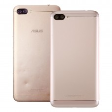 Back Cover for ASUS ZenFone 4 Max (ZC554KL)(Gold)