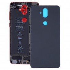 Back Cover for Asus Zenfone 5 Lite / ZC600KL / 5Q / X017DA / S630 / SDM630(Black)