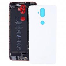 Back Cover for Asus Zenfone 5 Lite / ZC600KL / 5Q / X017DA / S630 / SDM630(White)