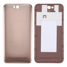 Back Battery Cover for Asus Pegasus 2 Plus X550 / T550KLC(Rose Gold)