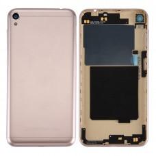 Back Battery Cover for Asus Zenfone Live / ZB501KL (Shimmer Gold)