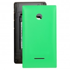 Battery Back Cover  for Microsoft Lumia 435(Green)