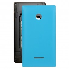 Battery Back Cover  for Microsoft Lumia 435(Blue)