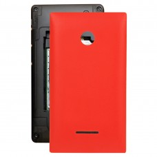 Battery Back Cover  for Microsoft Lumia 435(Red)