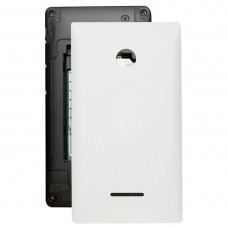 Battery Back Cover  for Microsoft Lumia 435(White)
