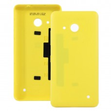 Battery Back Cover for Microsoft Lumia 550 (Yellow)