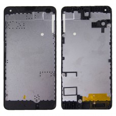 Front Housing LCD Frame Bezel Plate  for Microsoft Lumia 550