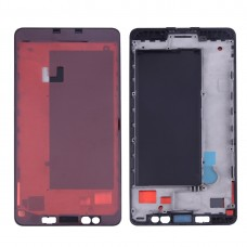 Front Housing LCD Frame Bezel Plate for Microsoft Lumia 950(Black)