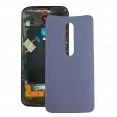 Battery Back Cover for Motorola Moto X (Grey)