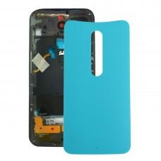 Battery Back Cover for Motorola Moto X (Blue)
