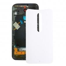 Battery Back Cover for Motorola Moto X (White)
