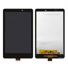 LCD Screen and Digitizer Full Assembly for Acer Iconia Tab 8 A1-840 (Black)