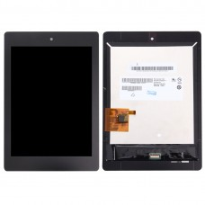 LCD Screen and Digitizer Full Assembly  for Acer Iconia Tab A1 / A1-810(Black)