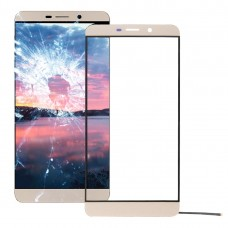 For Letv Le Max / X900 Touch Panel (Gold)
