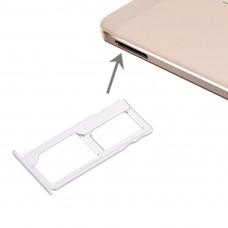 For Letv Le 1s / X500 SIM Card Tray(Silver)
