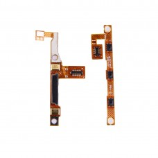 for BlackBerry Classic / Q20 Power Button & Volume Button Flex Cable + Microphone Ribbon Flex Cable