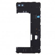 Back Plate Housing Camera Lens Panel for BlackBerry Z10 (-2 Version)