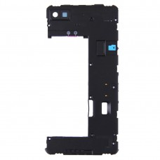 Back Plate Housing Camera Lens Panel for BlackBerry Z10 (STL100-3 Version)