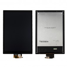 LCD Screen and Digitizer Full Assembly for Acer Predator 8 GT-810 (Black)