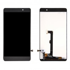 LCD Screen and Digitizer Full Assembly for BlackBerry DTEK50 (Black)
