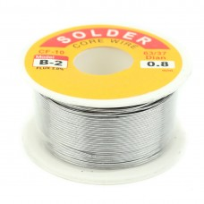 JIAFA CF-1008 0.8mm Solder Wire Flux Tin Lead Melt Soldering Wire
