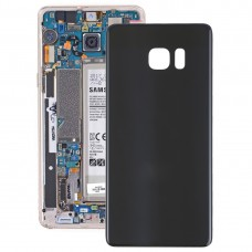 Back Battery Cover for Galaxy Note FE, N935, N935F/DS, N935S, N935K, N935L(Black)