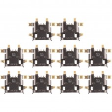 10 PCS Charging Port Connector for HTC One X / Desire 700